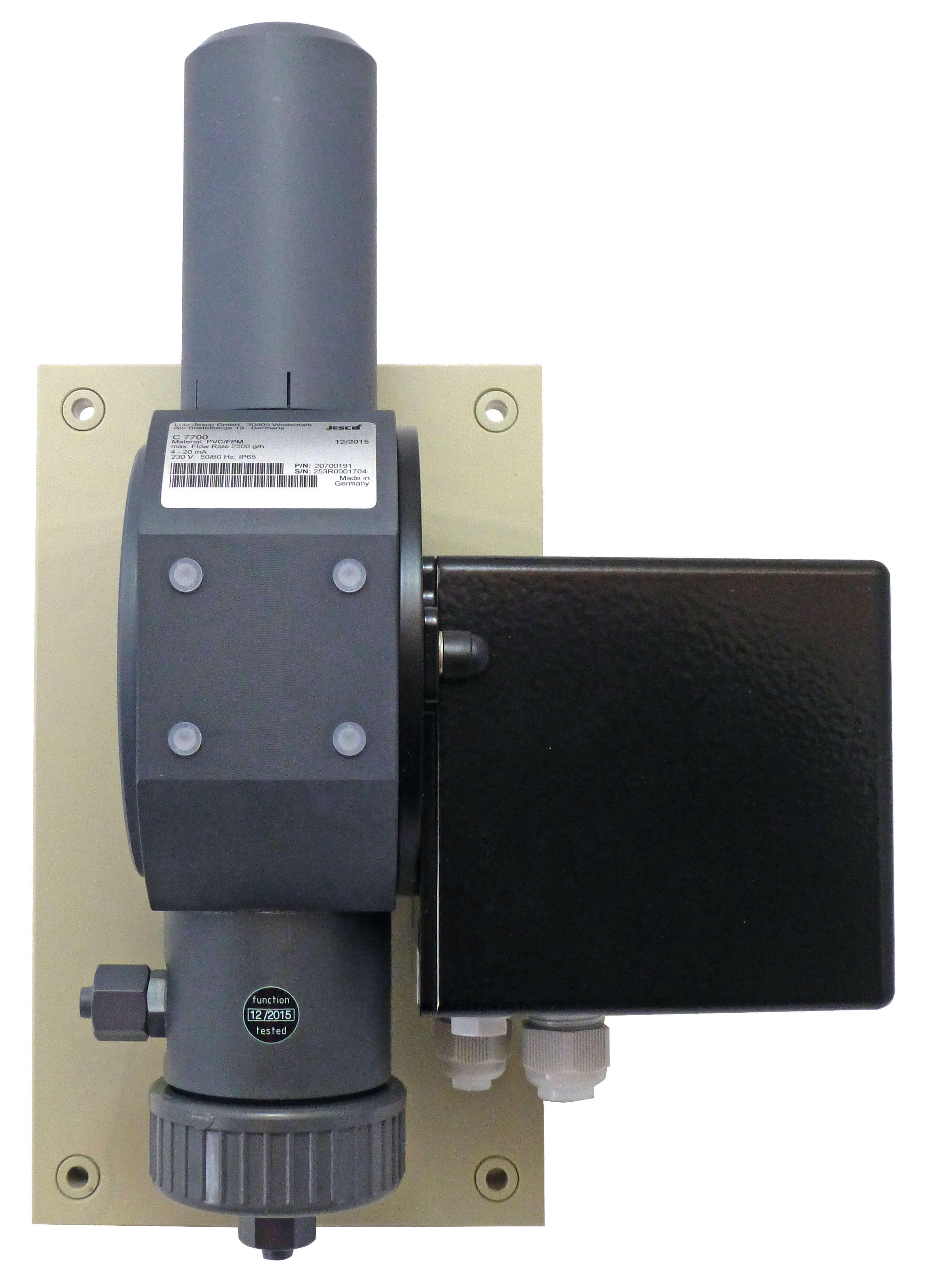 C7700 – Vanne automatique de contrôle linéaire