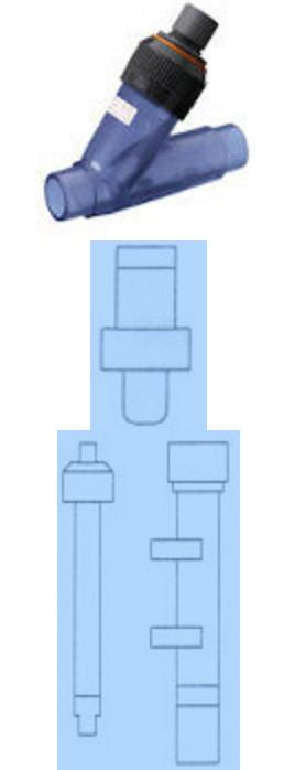Accessoires cellules de mesure