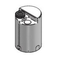 Tank cylindrique