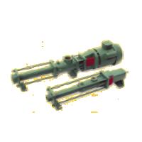 Pompes à rotor excentré