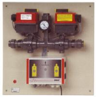 Elektrische hellingwisselaar depressiemeter onder druk of onder vacuum