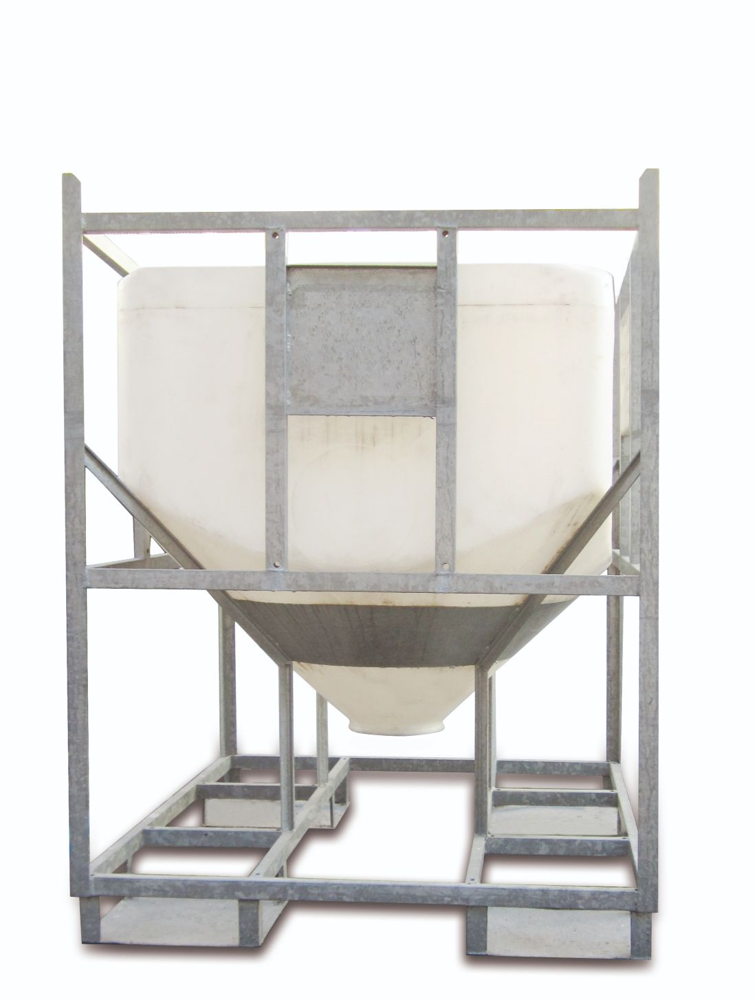 Bac doseur – Type silo transportable