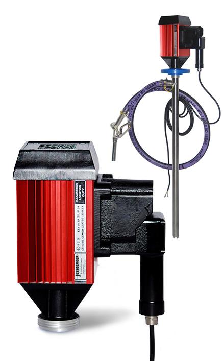 Pompe vide-fût électrique JP 400